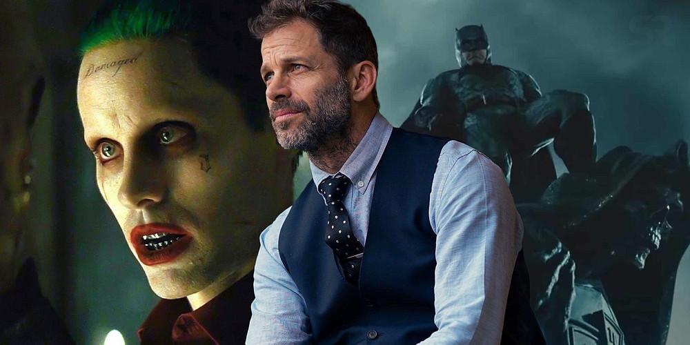 Zack Snyder Liga da Justiça Batman & Joker