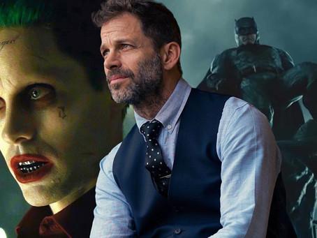 Zack Snyder afirma que a Warner Bros. é Anti-Snyder