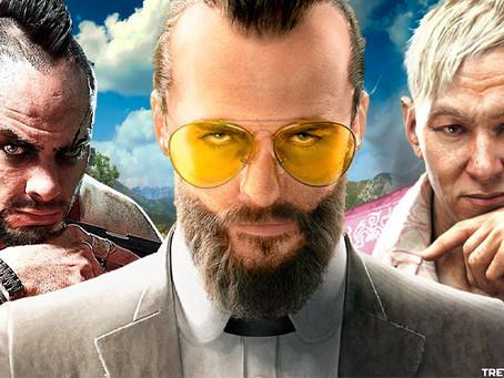 Far Cry 6 DLC permite jogar como os velhos vilões da franquia
