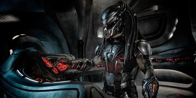 Está em desenvolvimento novo filme de Predador
