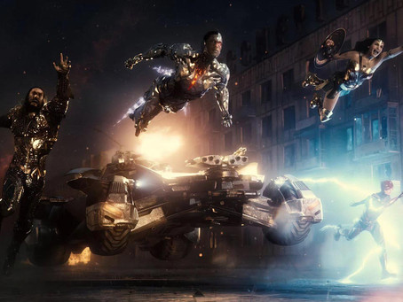 Liga da Justiça de Zack Snyder - Análise