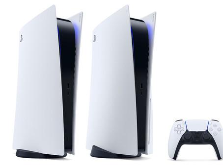 PS5 supera vendas em relação a PS4