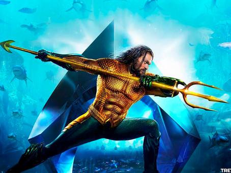 Aquaman 2 começa a produção e sugere viagem a Necrus (cidade das BDs de 1960)