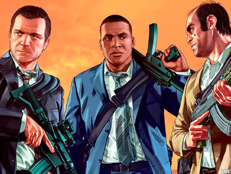 Grand Theft Auto V vai rodar na PS5 com 4K e 60fps