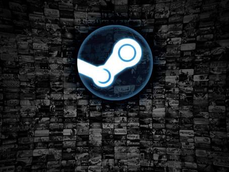 Os mais vendidos e jogados segundo a Steam no ano 2020