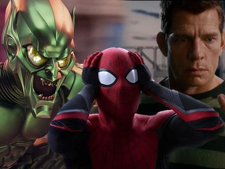Spider-Man 3: Green Goblin e Sandman também farão parte do filme alegadamente