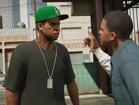 GTA V: Atores recriam cena do jogo