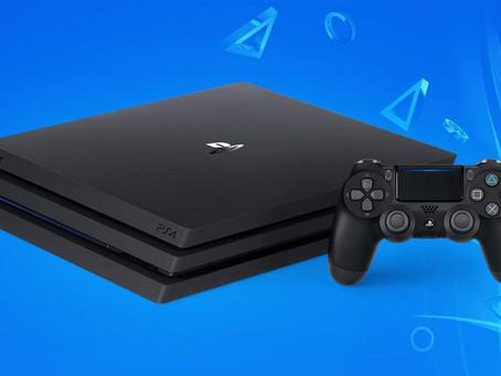 Sony prestes a descontinuar modelos da PS4