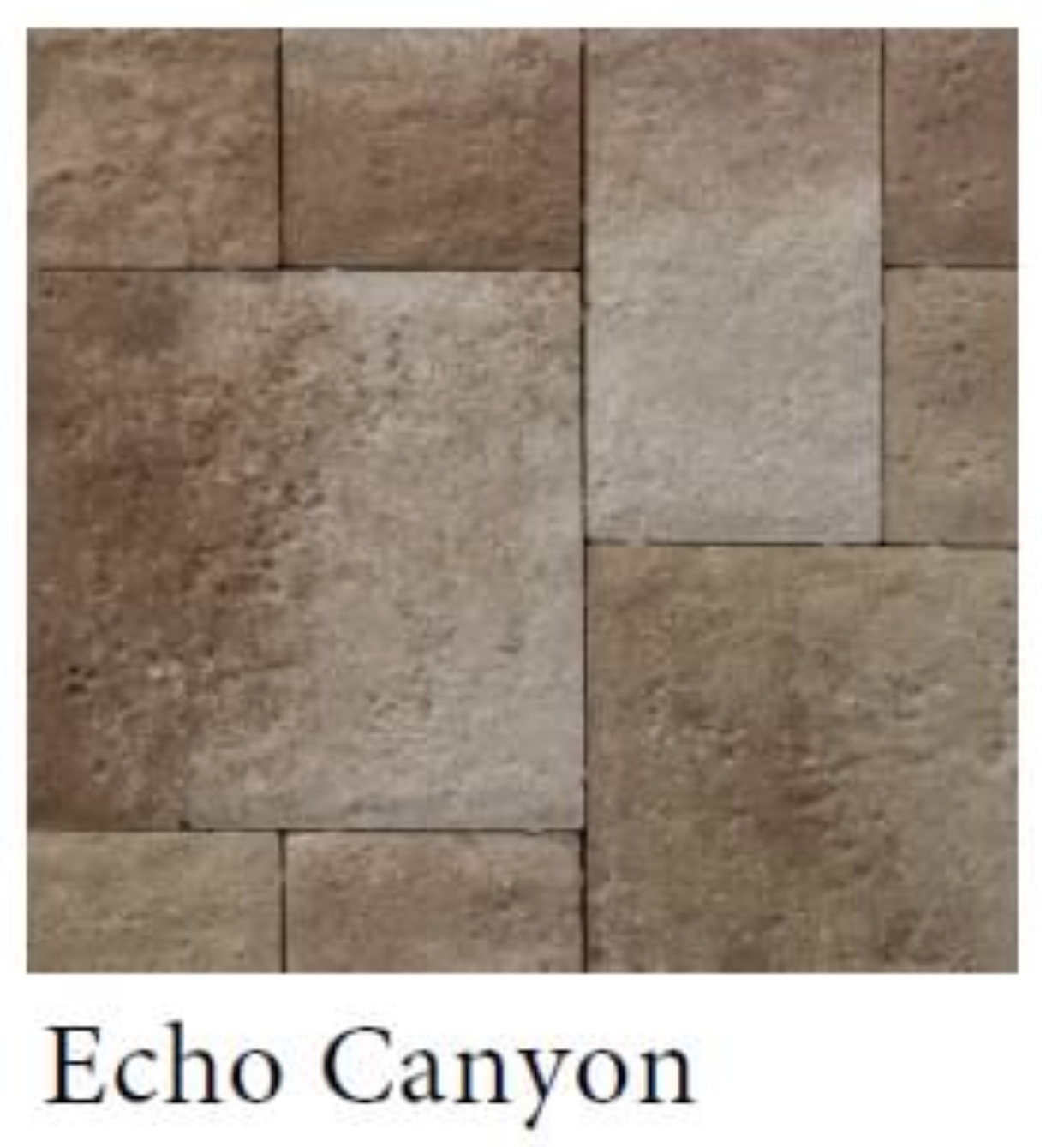 Echo Canyon Travertine