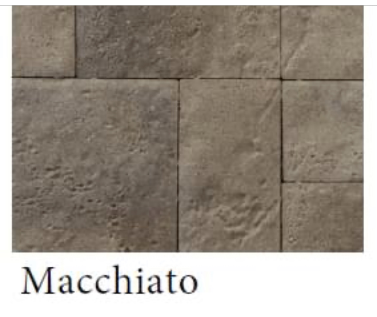 Macchiato Travertine