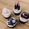 Makeup cupcakes class