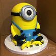 3D sculpted cakes by delicious arts