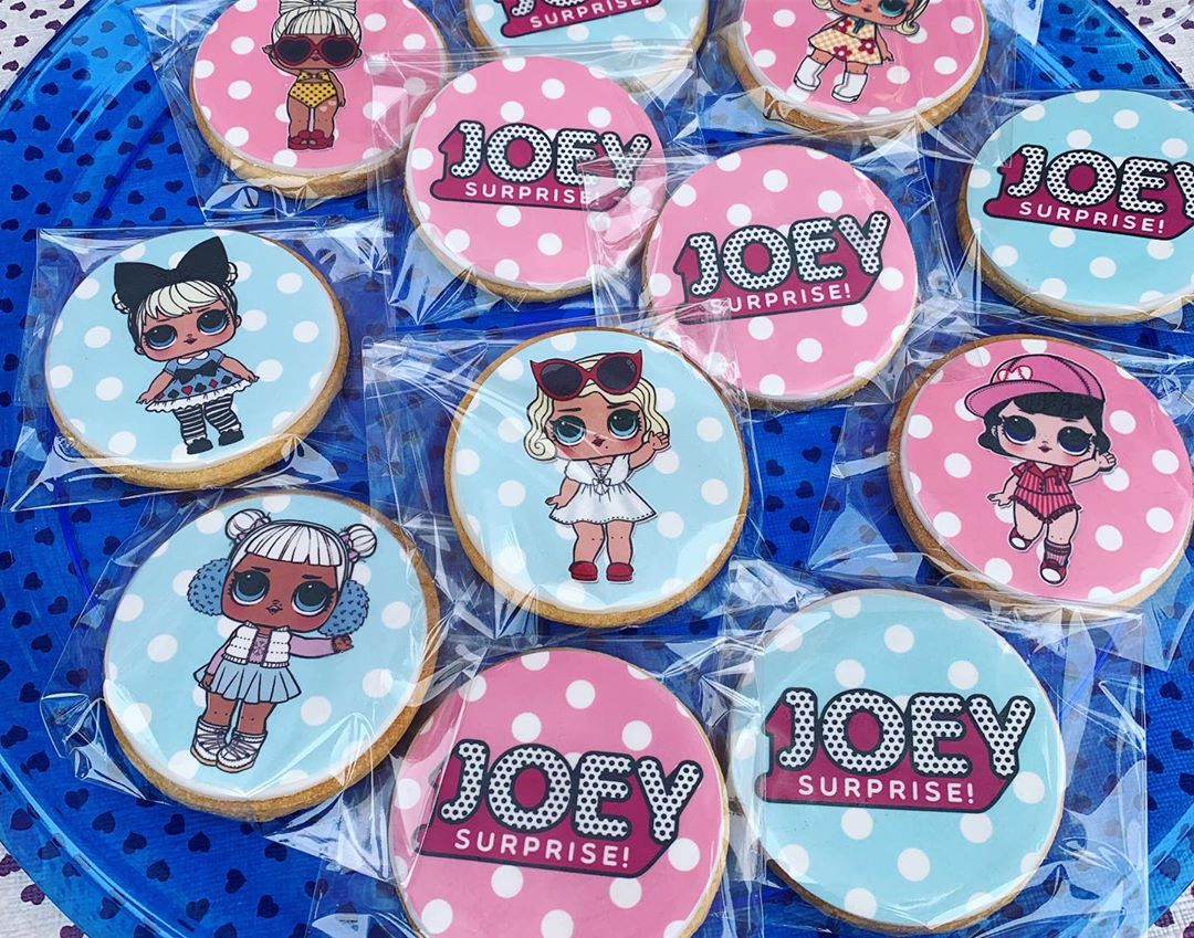 LOL Dolls Cookies