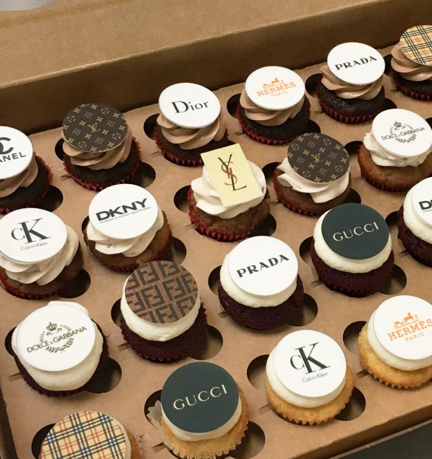 Brand Name cupcakes