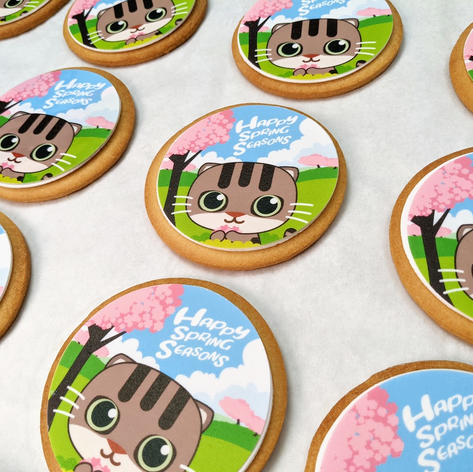 Spring Morty Cookie