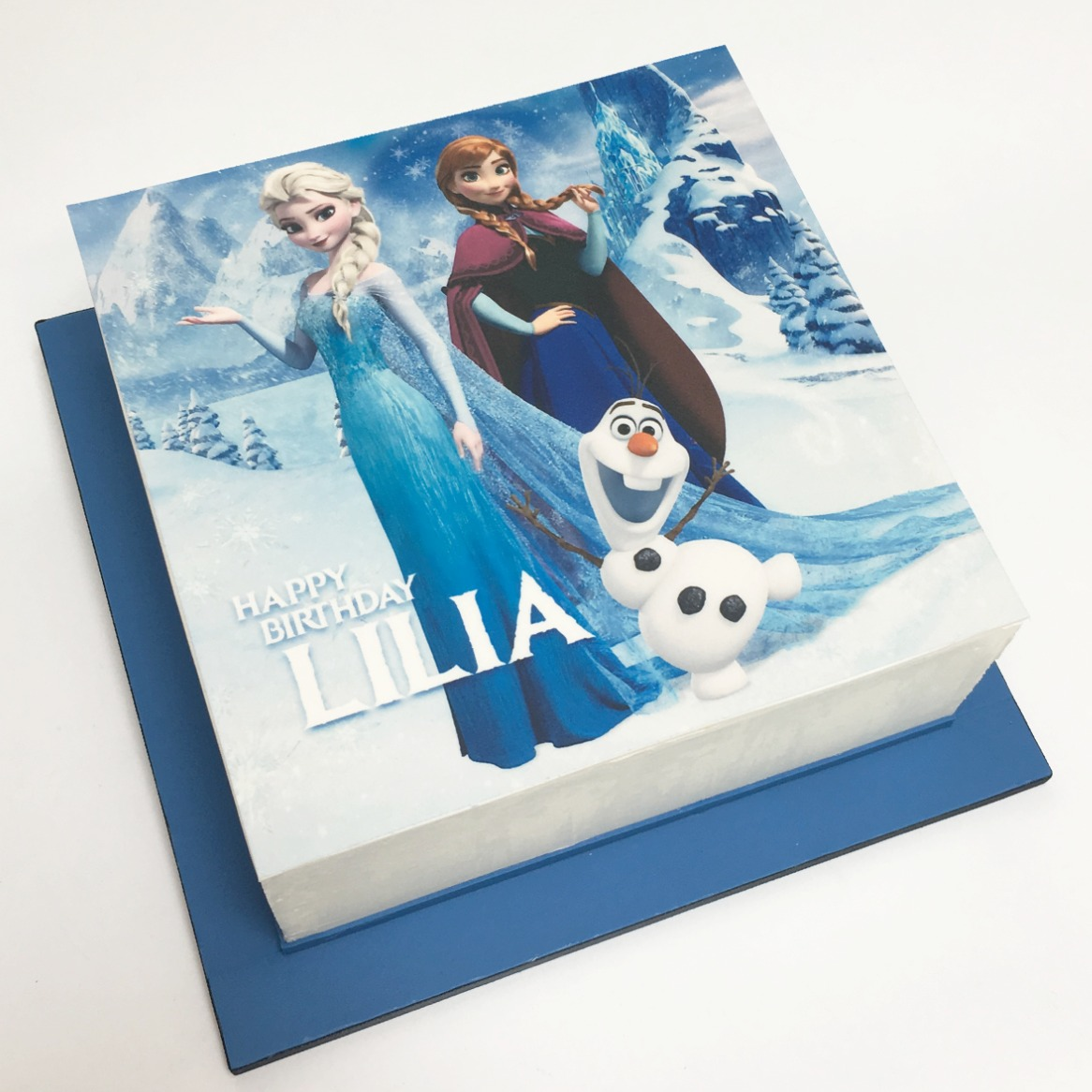 Frozen Edible Print
