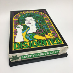 Disjointed Launch Cake