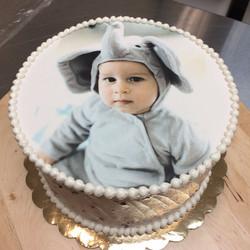 baby photo print