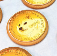 Doge Coin Cookies
