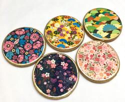 Floral Pattern Cookies