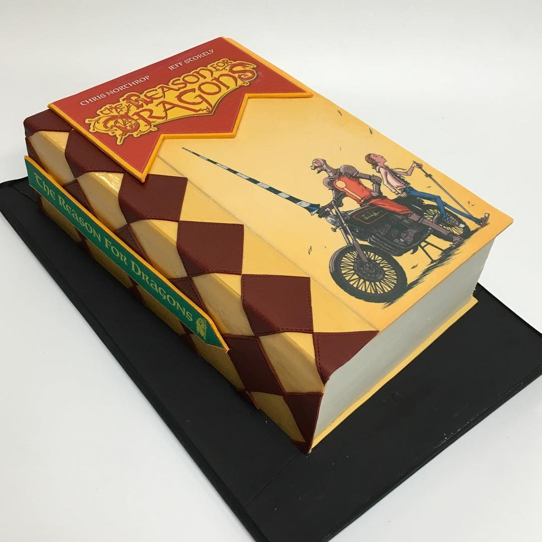 Book Edible Print