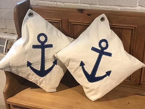 Sailcloth Cushions