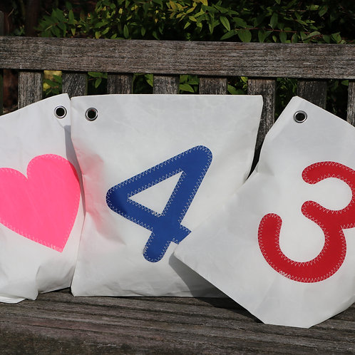Sailcloth Cushions