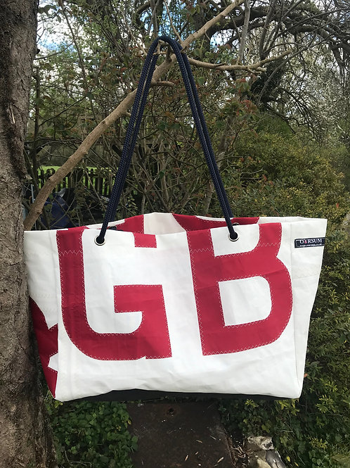 Limited Edition Large Beach Bag (No 5)