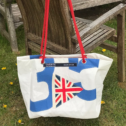 Limited Edition - Small Beach Bag (no 3)