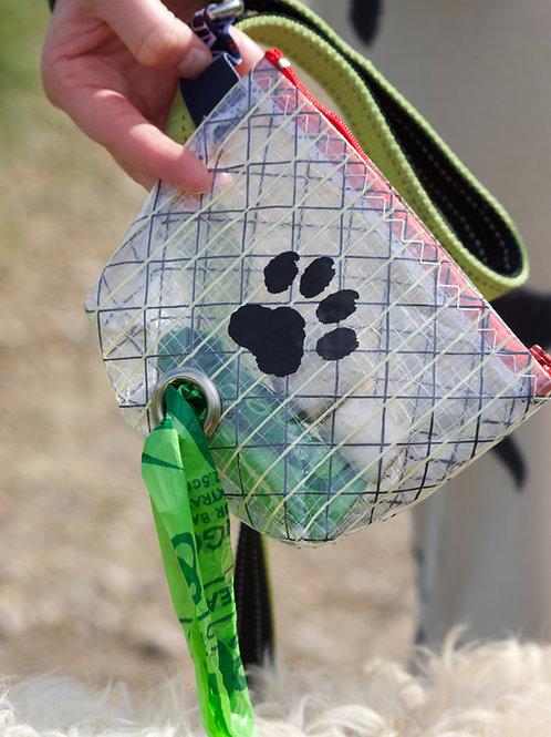 Doggie Treat and Poo bag Purse