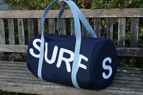 Limited Edition Medium Canvas Bag - Surfs Up