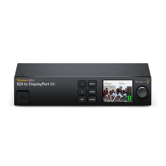 Blackmagic Teranex Mini SDI to DisplayPort 8K HDR 處理器