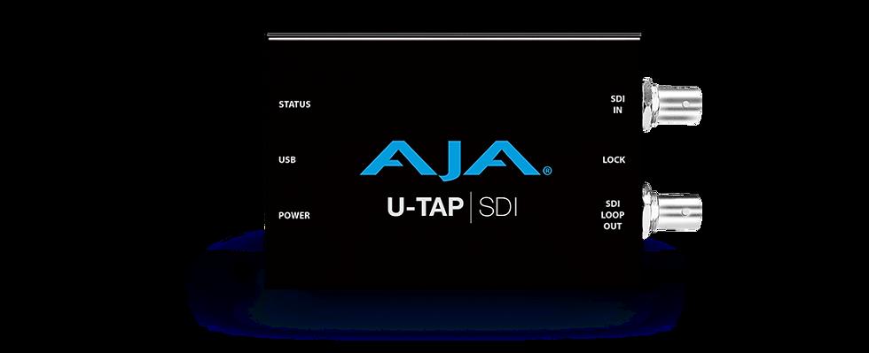 U-TAP SDI 影像擷取盒