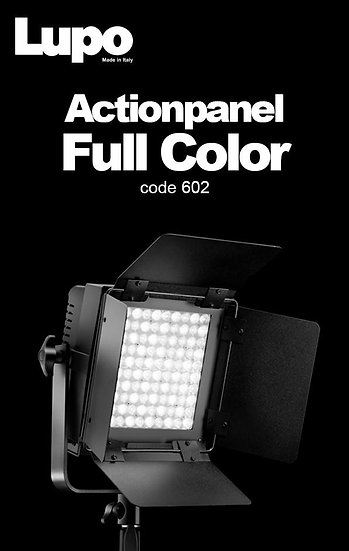 LUPO ACTIONPANEL Full Color 全彩專業 LED 燈