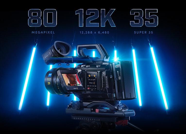 Blackmagic URSA Mini Pro 12K 攝影機