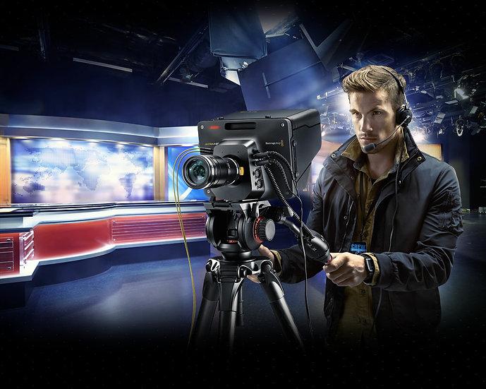Blackmagic Studio 攝影機 4K