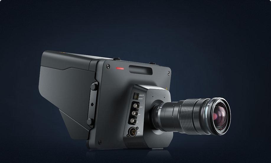 Blackmagic Studio 攝影機 HD