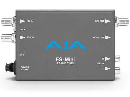 AJA FS-Mini Frame Synchronizer 圖框同步轉換器