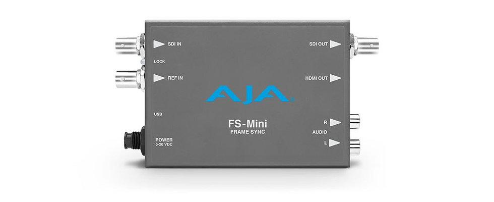 AJA FS-Mini Frame Synchronizer 畫格同步轉換器