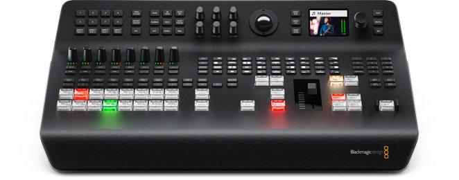 ATEM Television Studio Pro HD 導播機