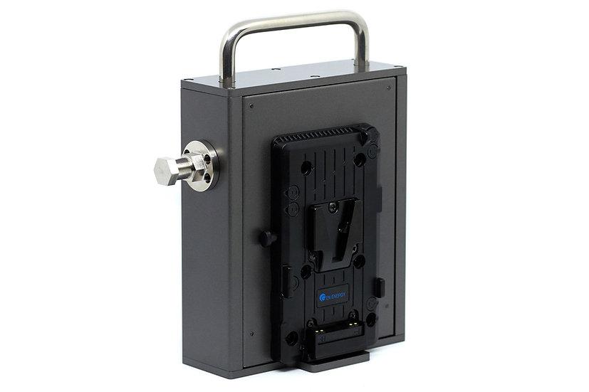 Gen Energy G-PB48 ARRI SKYPANEL S60 48V 10A雙電池供電器