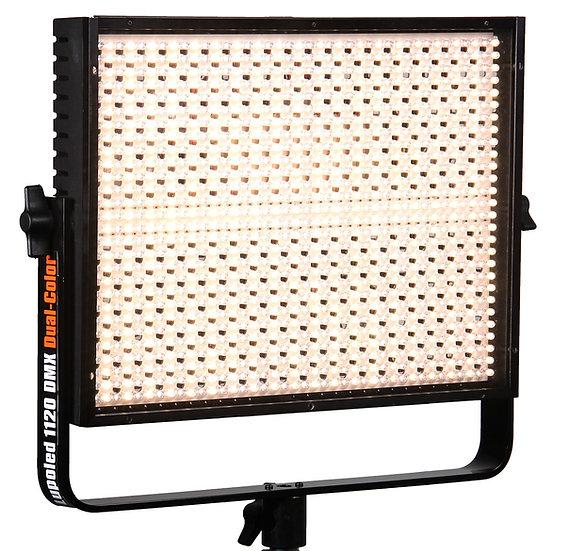 LUPO Panel 1120 DMX DUAL COLOR 平板式雙色 LED 專業攝影燈