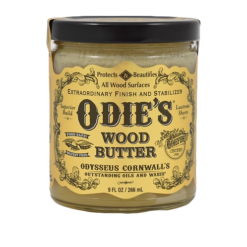 Odie's Wood Butter | 9 oz