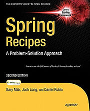 Spring Recipes by Gary Mak