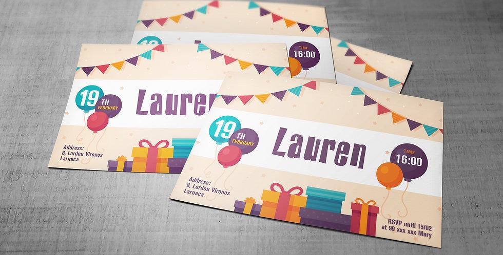 Baloons & Presents