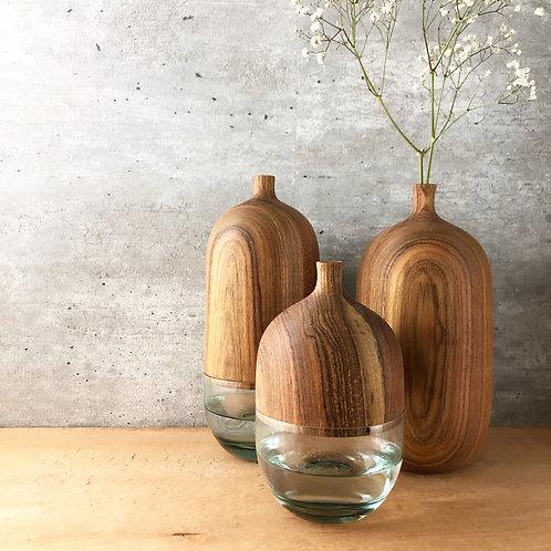 vasos secos e molhados