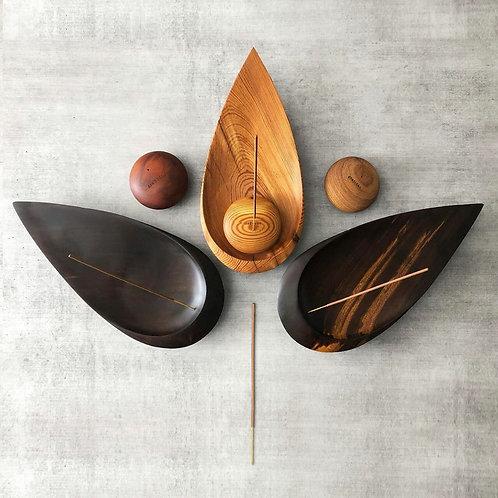 Incensário Leaf