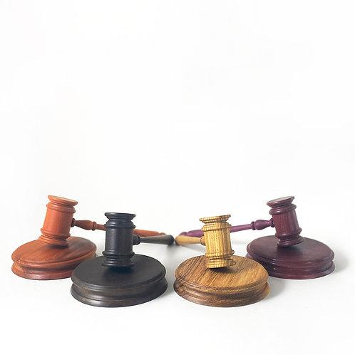 Malhete Justiça e Lei