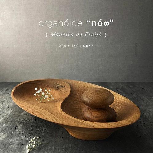 Organoide - Nós