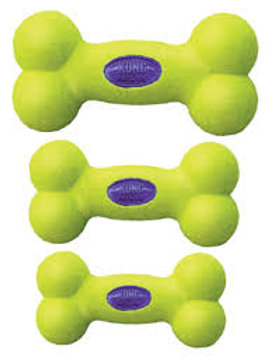 KONG AIR SQUEAKER BONE SMALL